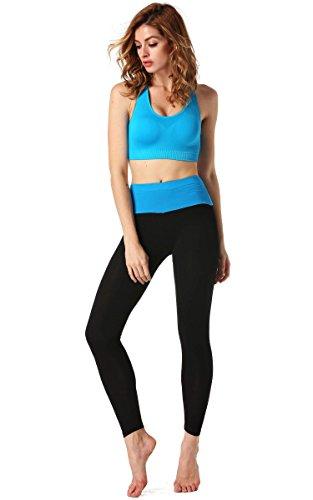 AVEVOG-Damen-Womens-Sport-Yoga-Running-Pants-Training-Hose-Lang-Hohe-Taille-Hosen-Leggings-Fitness-0-0