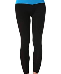 AVEVOG-Damen-Womens-Sport-Yoga-Running-Pants-Training-Hose-Lang-Hohe-Taille-Hosen-Leggings-Fitness-0