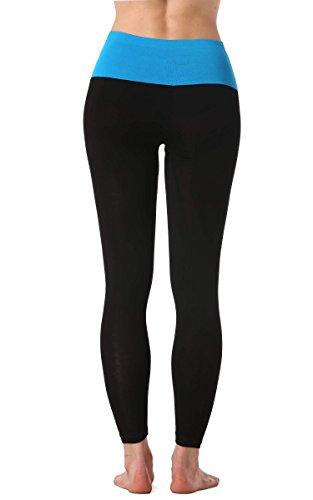 AVEVOG-Damen-Womens-Sport-Yoga-Running-Pants-Training-Hose-Lang-Hohe-Taille-Hosen-Leggings-Fitness-0-3