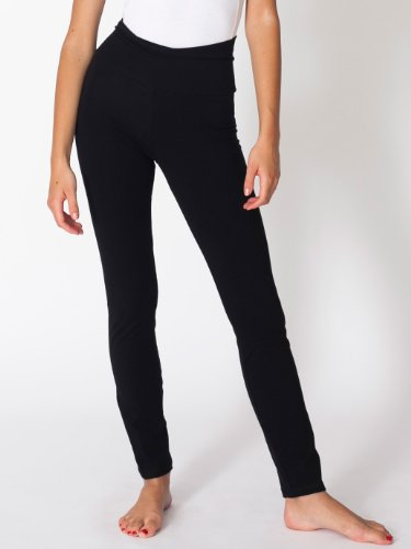 American-Apparel-Cotton-Spandex-Jersey-Straight-Leg-Yoga-Pant-0-4