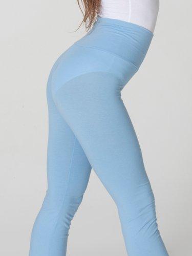 American-Apparel-Cotton-Spandex-Jersey-Yoga-Pant-0-3