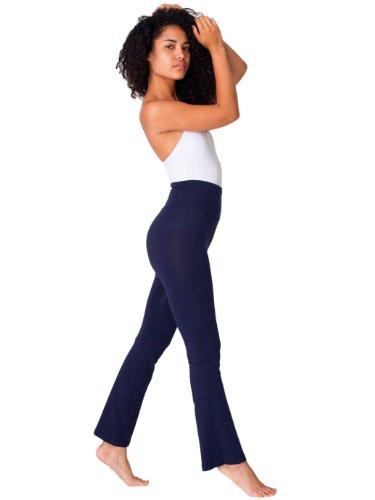 American-Apparel-Cotton-Spandex-Jersey-Yoga-Pant-0