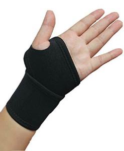 Andux-Zone-Wrist-Wrap-Dick-Handgelenkbandage-Handgelenksttze-Fr-Gewichtheben-Crossfit-Kraftdreikampf-Bodybuilding-1er-Pack-YDHW01-0