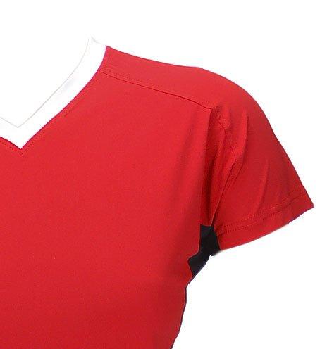 Asics-Indoor-Volleyball-Handball-Teamsport-Sportshirt-Trikot-Offence-Slee-Top-Damen-0600-Art-648203-0-0