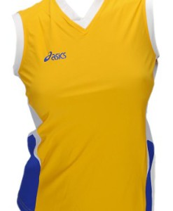 Asics-Indoor-Volleyball-Handball-Teamsport-Sportshirt-Trikot-Offence-Sleeveless-Top-Damen-0301-Art-648205-0