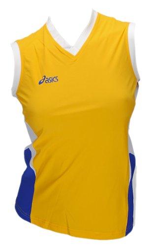 Asics-Indoor-Volleyball-Handball-Teamsport-Sportshirt-Trikot-Offence-Sleeveless-Top-Damen-0301-Art-648205-0