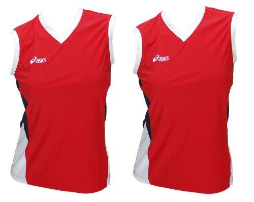 Asics-Top-Angebot-2er-Sport-Set-Indoor-Volleyball-Handball-etc-Team-Damen-0600-Art-648205-0