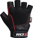 Authentisch-RDX-Amara-Leder-Training-Griffe-Handschuhe-Gewichtheber-Sporthandschuhe-Fitnesshandschuhe-Damen-S4B-0
