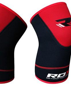 Authentische-RDX-Neopren-Knieschutz-MMA-Gel-Sport-Foam-Arbeit-Knie-Pad-Beschtzer-RD-DE-EINZIGE-STCK-0