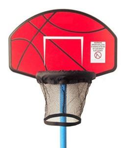 Basketballkorb-Trampolin-Basketball-inklusive-Ball-Spielen-Spielzeug-0