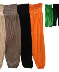 Damen-Pumphose-Haremshose-Yoga-Pant-Pluderhose-super-bequem-luftig-Einheitsgre-One-Sizegeeignet-bis-Gre-46-0