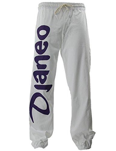 Djaneo-Herren-und-Damen-Jogginghose-Trainingshose-Sweat-pant-Hose-Fitness-Sweatpants-Fitnesshose-in-Wei-und-Lila-Sporthose-Rio-0-4