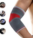 Encounter-Damen-Herren-Sport-Ellenbogenschoner-Volleyball-Ellenbogenschutz-Ellenbogenbandage-Fitness-Training-kampfsport-0