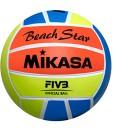 Mikasa-Ball-Beach-Star-Neonfarben-5-1633-0