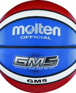 Molten-Basketball-BGMX5-C-RotWeiBlau-Gr-5-0