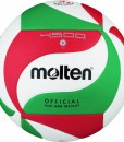 Molten-Volleyball-V5M4500-WeiGrnRot-5-0