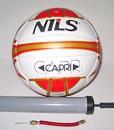 Nils-VolleyballBeachvolleyball-Capri-mit-Ballpumpe-0