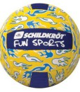 Schildkrt-Fun-Sports-970070-Neoprene-Beachvolleyball-schwarzgelbblau-Farblich-sortiert-5-20cm-0