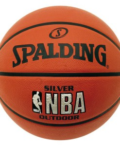 Spalding-NBA-Silver-Junioren-Damen-Herren-Outdoor-Basketball-Die-Sportskanone-Edition-0