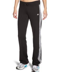 adidas-Damen-Hose-Multifunctional-Essentials-3-Stripes-Straight-Leg-0
