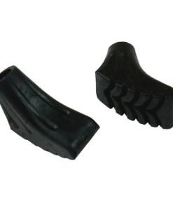 10-Stck-5-Paar-Nordic-Walking-Pads-Stone-fr-alle-gngigen-Modelle-Gummipuffer-fr-Asphalt-und-Stein-0