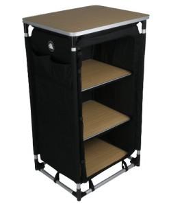 10T-Cambox-Trio-Camping-Schrank-3-Fcher-Top-Ablage-Alu-Stecksystem-48x59x105cm-0