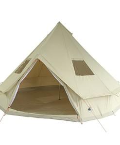 10T-Desert-8-8-Personen-Baumwoll-Pyramiden-Zelt-festeingenhte-Bodenwanne-0