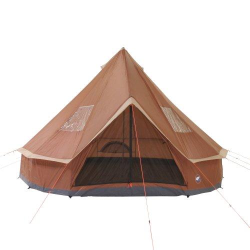 10T-Mojave-400-8-Personen-Pyramiden-Rundzelt-mit-Wetterschutz-Eingang-eingenhte-Bodenwanne-WS5000mm-0-1