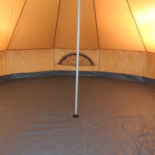 10T-Mojave-400-8-Personen-Pyramiden-Rundzelt-mit-Wetterschutz-Eingang-eingenhte-Bodenwanne-WS5000mm-0-8