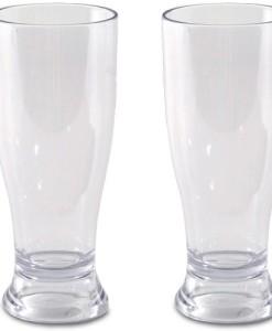 2mm-starke-hochwertiges-Polycarbonat-Camping-Bierglas-360-ml-2-er-Set-Glser-Geschirr-Glas-Kunststoff-Trinkglas-0