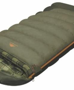 ALEXIKA-Schlafsack-Siberia-Wide-Plus-rechte-Reiverschluss-grn-grau-kariertes-grn-grau-100Breitex195Lnge-35Kopfsttze-Lnge-92540107R-0