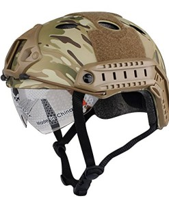 Airsoft-SWAT-Helm-Kampfsport-Jagd-Helme-Skateboard-Helm-Multicam-MC-W-mit-Schutzbrille-fr-Training-Search-Rettungsmanahmen-Klettern-Helme-Scooter-Helme-oder-andere-Outdoor-Sports-Helm-Helme-0