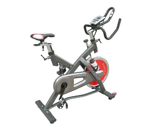 AsVIVA-Heimtrainer-Real-Indoor-Cycle-Cardio-V-Fitnessgert-S5-0