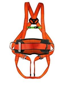 Auffanggurt-Rckensttze-Klettergurt-Geschirr-Fallschutzgurt-Absturzsicherung-Gurt-Seil-0