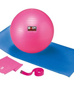 Body-Coach-5-in-1-Pilates-Set-mit-Gym-ball-Matte-Gurt-Pumpe-und-Band-18334-0