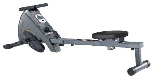 Body-Coach-Magnetisches-Rudergert-mit-Aluminiumschiene-silbernschwarz-153-x-52-x-45-cm-28651-0