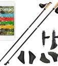 Carbon-Ultra-Light-Nordic-Walking-Stcke-mit-Handgelenkschlaufen-105-110-115-120-125-130-cm-Superleicht-Premium-GRATIS-Nordic-Walking-App-0