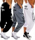 Easy-Gym-Damen-Sporthose-Trainingshose-Haremhose-Fitness-Caprihose-0