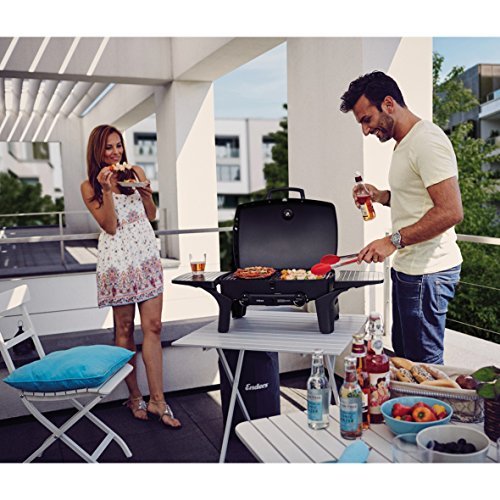 enders gas tischgrill urban 2095 vielseitiger gasgrill f r das barbecue auf balkon beim. Black Bedroom Furniture Sets. Home Design Ideas