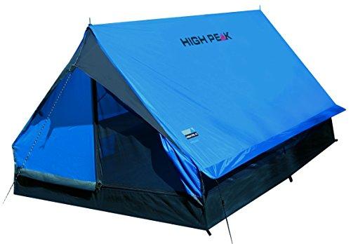 High-Peak-Zelt-Minipack-BlauDunkelgrau-10156-0