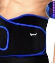 Ipow-Profi-Fitnessgrtel-Sport-Rckenbandage-Rckensttze-Hochwertig-Atmungsaktiv-mit-Doppelzug-zur-elastischen-Kompression-Bauchweggrtel-fr-Damen-und-Herren-Schwarz-0