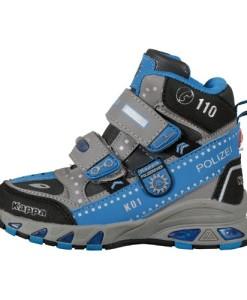 Kappa-POLIZEI-Unisex-Kinder-Hohe-Sneakers-0