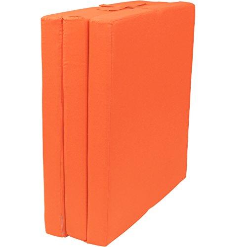 Klappmatratze-190-x-60-x-7-cm-komfortables-Gstebett-mit-Renforc-Bezug-zusammenklappbare-Faltmatratze-div-Farben-0-2