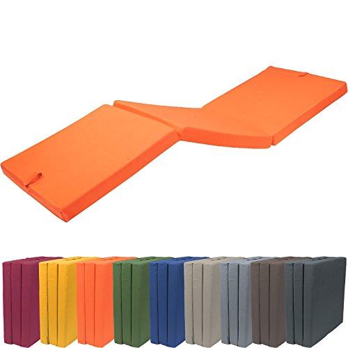 Klappmatratze-190-x-60-x-7-cm-komfortables-Gstebett-mit-Renforc-Bezug-zusammenklappbare-Faltmatratze-div-Farben-0