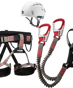 Klettersteigset-LACD-Ferrata-Pro-Evo-LACD-Gurt-Start-Helm-Salewa-Toxo-0