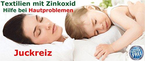 Reise-SchlafsackInlett-mit-heilungsuntersttzendem-ZinkOxid-ideal-als-Httenschlafsack-oder-Sommerschlafsack-Model-ZinkOne-sehr-gut-bei-Sonnenbrand-0-2