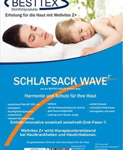 Reise-SchlafsackInlett-mit-heilungsuntersttzendem-ZinkOxid-ideal-als-Httenschlafsack-oder-Sommerschlafsack-Model-ZinkOne-sehr-gut-bei-Sonnenbrand-0