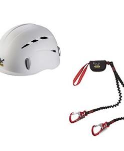Salewa-Klettersteigset-Via-Ferrata-Premium-Attac-Salewa-Kletterhelm-Helm-Toxo-G2-0