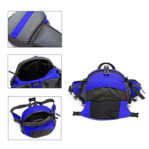TOMOUNT-Rcksack-Rucksack-Schulter-Umhngetasche-Hfttasche-Brustbeutel-Bauchtasche-Grteltasche-Sports-Wandern-Campus-Kamera-Wasserdicht-Grn-Rot-Blau-Dunkelgrn-0-3
