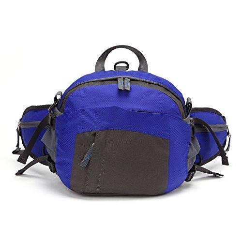 TOMOUNT-Rcksack-Rucksack-Schulter-Umhngetasche-Hfttasche-Brustbeutel-Bauchtasche-Grteltasche-Sports-Wandern-Campus-Kamera-Wasserdicht-Grn-Rot-Blau-Dunkelgrn-0-7
